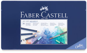Faber Castell Art Grip Aquarelle Pencils Image 2386
