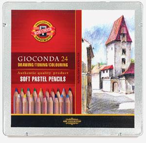 Koh I Noor Gioconda Soft Pencils Image 2071