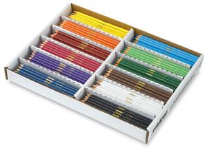 Prang Colored Pencils Core Image 2005