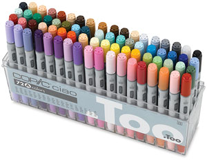Copic Ciao Double Ended Markers Photo