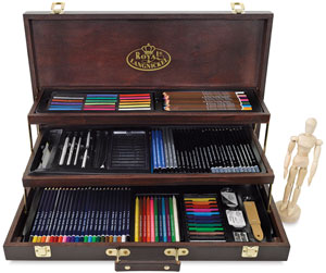 Royal Langnickel Deluxe Drawing Set Image 1215