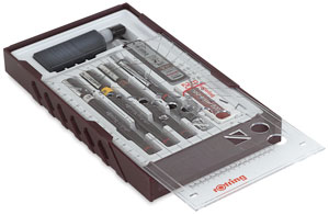 Rotring Isograph Technical Pen College Sets Photo