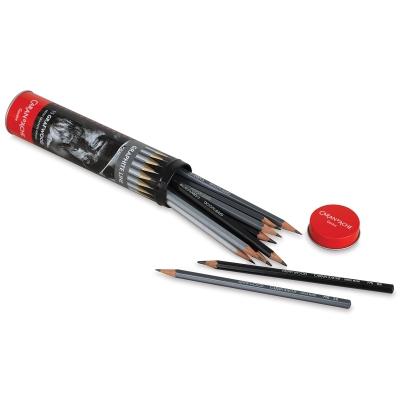Caran Dache Grafwood Pencils Image 2174