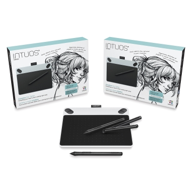 Wacom Intuos Pen Draw Creative Tablet Picture 3408