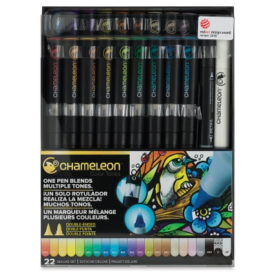 Chameleon Color Tones Markers Refills Photo