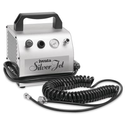Iwata Silver Jet Studio Compressor Image 565