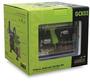 Gre Tritium Series Airbrush Combo Kits Photo