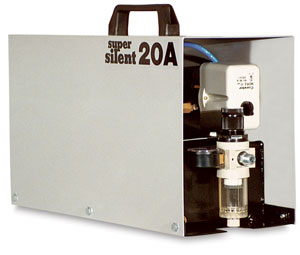 Silentaire Super Silent A Compressor Picture 501