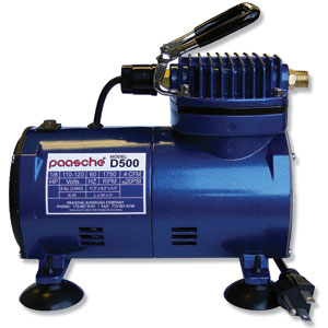 Paasche Air Compressors Image 1083