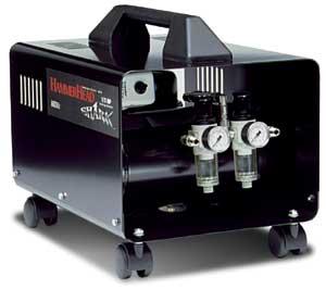 Iwata Hammerhead Air Compressor Photo