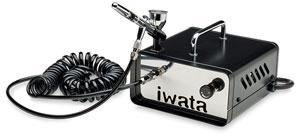 Iwata Ninja Jet Studio Compressor Image 676