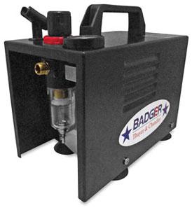 Badger Tc Aspire Elite Compressor Photo