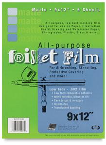 Grafi All Purpose Frisket Film
