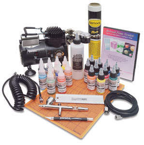 Blick Complete Airbrush System Photo