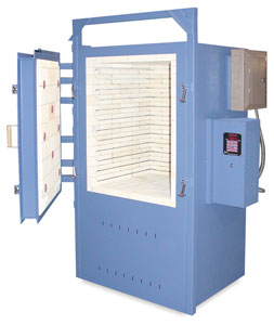 Paragon Super Dragon Digital Front Loading Kilns Image 9