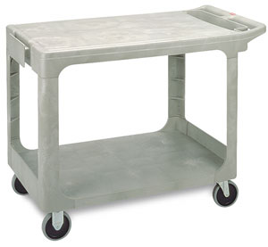 Rubbermaid Utility Cart Image 253