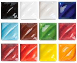 Amaco F Series Glazes Image 1598