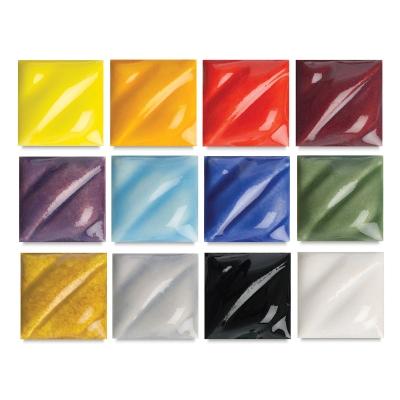 Amaco Lead Free Lg Series Gloss Glazes Image 1584