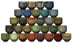 Amaco Potters Choice Glazes Photo