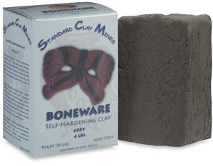 Sculpture House Boneware Moist Clay Image 1702