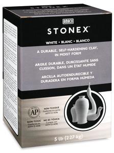 Amaco Stone Clay Image 2082