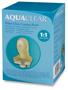 Artmolds Aquaclear Resin Photo