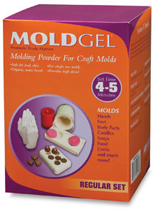 Artmolds Moldgel Regular Set Photo