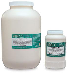 Amaco Rubber Latex Photo