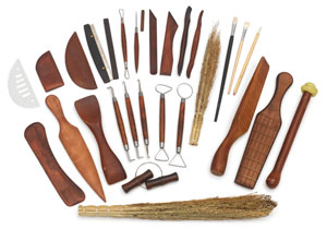 Deluxe Pottery Tool Set Picture 1287