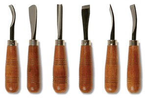 Sculpture House Heavy Duty Wood Carving Set Photo