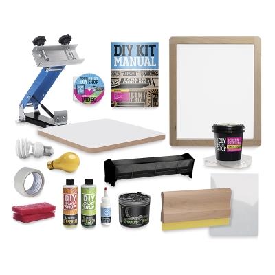 Diy Print Shop Screen Printing Kits Photo