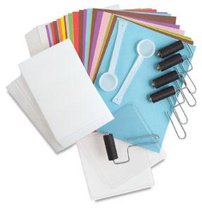 Scratch Foam Printmaking Class Pack Image 1134