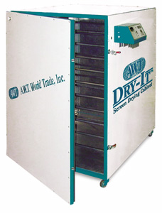 Awt Dry It Screen Drying Cabinet Photo