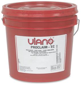 Ulano Proclaim Ec Emulsion Photo