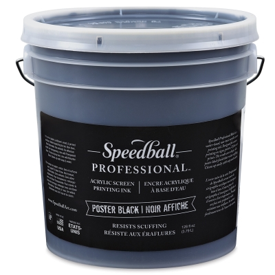 Speedball Professional Poster Screenprinting Ink Photo