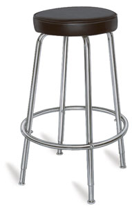 Alvin Spacesaver Adjustable Height Stool Image 953