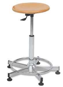 Bieffe Drafting Chair Stool Picture 1030