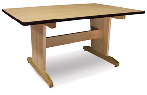 Hann Armor Edge Art Table Series Photo