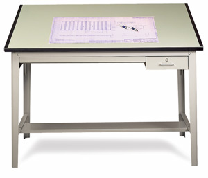 Safco Professional Drafting Table Image 1049
