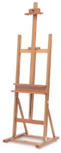 Richeson Basset Studio Easel Photo
