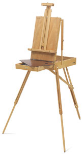 Jullian Original French Easel Photo