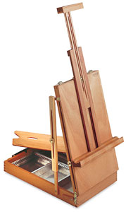 Mabef Sketchbo Table Easel M Photo