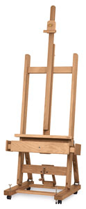 Mabef Master Studio Easel Photo
