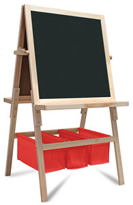 Art Alternatives Wood Easel Image 1143