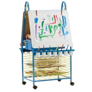Copernicus Double Sided Art Easel Image 307