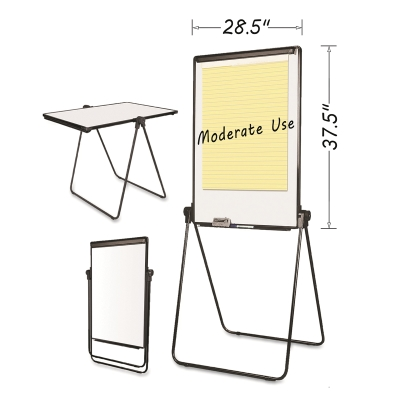 Mastervision Folds To A Table Presentation Easel Image 1111