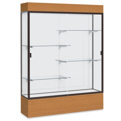 Waddell Reliant Series Display Cases Photo