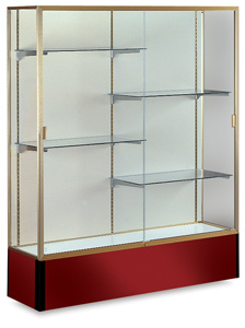 Waddell Spirit Series Display Case Photo