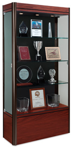 Waddell Contempo Series Display Cases Photo