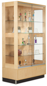 Diversified Woodcrafts Premier Display Cabinet Image 60